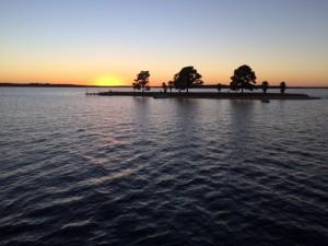 Island Sunset 3